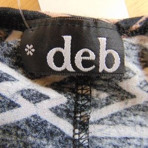 Deb Dresses - NWT Deb's Body Con Aztec Print Dress